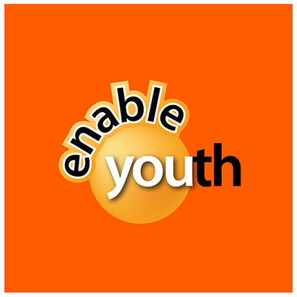 Youth club logo design | Logo design for Enable Youth